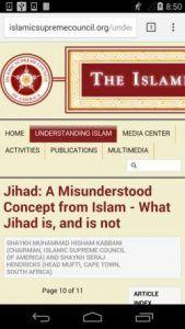 islamicsupremecouncil.org-mobile